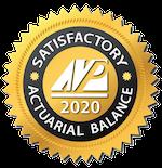 AVP 2020 - Satisfactory Actuarial Balance